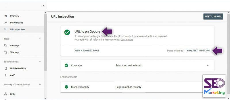 fetch as google در گوگل وبمستر تولز جدید کجاست؟